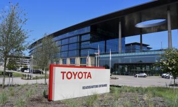 США оштрафовало Toyota на 180 млн. долларов за сокрытие экологической отчетности
