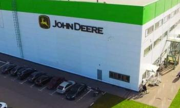 John Deere приобрел частоты 5G для своих машиностроительных заводов